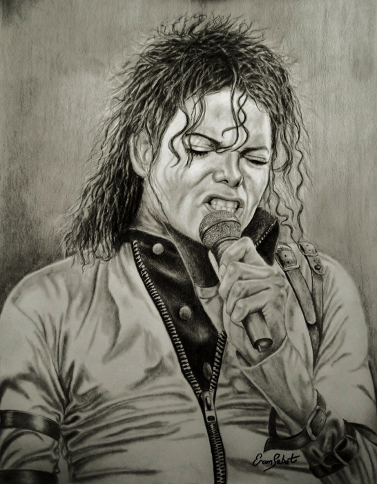 Michael Jackson by ercansebat